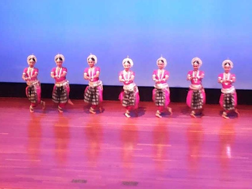Adruta Dance Troupe Tour to USA.
